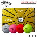 Callaway【キャロウェイ】E・R・C -ERC- 2019 ゴルフ ボール (3ダース36球) まとめ買い【送料無料】