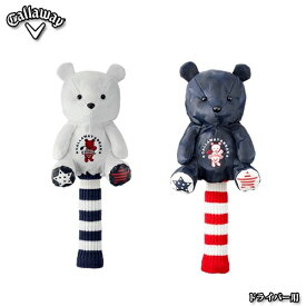 Callaway【キャロウェイ】Bear ベア ドライバー用 ヘッドカバー SS 20 JM