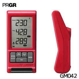 PRGR【プロギア】NEW RED EYES POCKET マルチスピード計測器【送料無料】