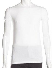 ディースクエアード DSQUARED2 Tシャツアンダーウェア Tシャツ 半袖 丸首 メンズ DCX410020 ホワイト 楽ギフ_包装 【ラッキーシール対応】