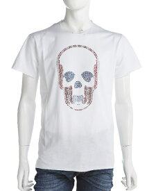 ルシアンペラフィネ lucien pellat-finet ペラフィネ Tシャツ 半袖 丸首 メンズ EVH1658 ホワイト 送料無料 楽ギフ_包装 LPF値下げ