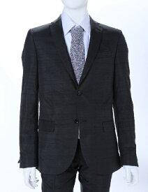 ダニエレアレッサンドリーニ DANIELEALESSANDRINI スーツ 2ボタン サイドベンツ シングル メンズ A001S17803500 ブラック 送料無料 目玉商品 【ラッキーシール対応】