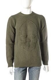 ルシアンペラフィネ lucien pellat-finet ペラフィネ セーター メンズ VM06H カーキ 【ラッキーシール対応】 LPF値下げ