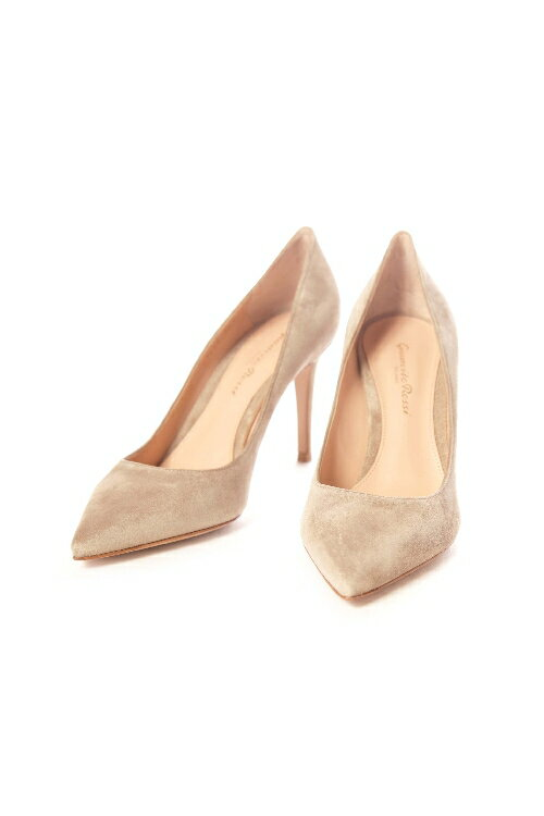 ジャンヴィトロッシ GIANVITO ROSSI パンプス ハイヒール CAMCACE 靴 レディース G24580 85RIC グレー 送料無料 2017AW_SALE