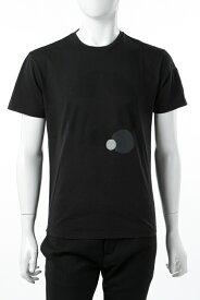 ダニエレアレッサンドリーニ DANIELEALESSANDRINI Tシャツ 半袖 丸首 MAGLIA POGGIBONSI ST メンズ M6329E6433706 ブラック 送料無料 楽ギフ_包装 2017AW_SALE