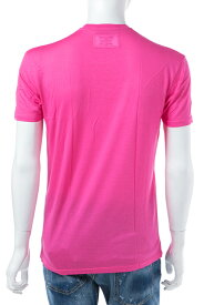 ディースクエアード DSQUARED2 Tシャツアンダーウェア Tシャツ 半袖 丸首 メンズ D9M200620 ピンク 送料無料 楽ギフ_包装 【ラッキーシール対応】