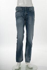 ディーゼル DIESEL ジーンズパンツ デニム BUSTER L.30 PANTALONI メンズ 00SDHA 0853P ブルー 送料無料 楽ギフ_包装