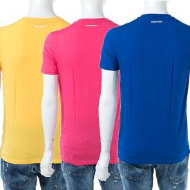 ディースクエアード DSQUARED2 Tシャツアンダーウェア Tシャツ 半袖 Vネック メンズ D9M450900 送料無料 楽ギフ_包装 【ラッキーシール対応】