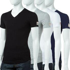ディースクエアード DSQUARED2 Tシャツアンダーウェア Tシャツ 半袖 Vネック メンズ DCM830010 楽ギフ_包装DSQ限定特価 DSQ値下げ 2004値下げ