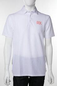 アルマーニ エクスチェンジ ARMANI EXCHANGE ポロシャツ 半袖 メンズ 3GZFAF ZJW5Z ホワイト 送料無料 楽ギフ_包装 【ラッキーシール対応】
