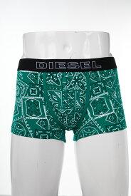 ディーゼル DIESEL パンツアンダーウェア ボクサーパンツ 下着 メンズ 00ST3V 0DAVM グリーン 楽ギフ_包装 【ラッキーシール対応】