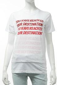 ステラマッカートニー STELLA McCARTNEY Tシャツ 半袖 丸首 クルーネック レディース 502406 SKW20 ホワイト 送料無料 楽ギフ_包装 【ラッキーシール対応】