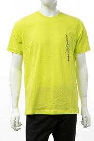 ディーゼル DIESEL Tシャツ 半袖 丸首 クルーネック T-JUST-POCKET MAGLIETTA メンズ 00SH13 0BASU ライトグリーン 送料無料 楽ギフ_包装 【ラッキーシール対応】