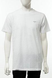 オフホワイト OFF-WHITE Tシャツ 半袖 丸首 クルーネック メンズ AA027R20 185032 ホワイト 送料無料 楽ギフ_包装 【ラッキーシール対応】 2020年春夏新作