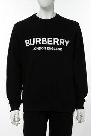 バーバリー BURBERRY トレーナー スウェット プルオーバー メンズ 8011357 ブラック 送料無料 楽ギフ_包装 2020年春夏新作