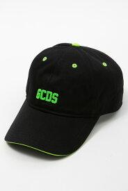 ジーシーディーエス GCDS キャップ ベースボールキャップ 帽子 SS20M010036 グリーン 送料無料 楽ギフ_包装 2020年春夏新作 2020SS_SALE