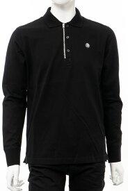ディーゼル DIESEL ロングTシャツ ロンT ポロシャツ 長袖 T-HART-LS CAMICIA メンズ 00SLJZ 0CATI ブラック 送料無料 楽ギフ_包装
