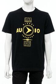 ディーゼル DIESEL Tシャツ 半袖 丸首 クルーネック T-JUST-Y2 MAGLIETTA メンズ 00SSPP 0091A ブラック 楽ギフ_包装 DSL値下げ 2004値下げ