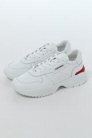 ディースクエアード DSQUARED2 スニーカー ローカット シューズ 靴 メンズ SNM009301500001 ホワイト 送料無料 楽ギフ_包装 2020年春夏新作 2020SS_SALE