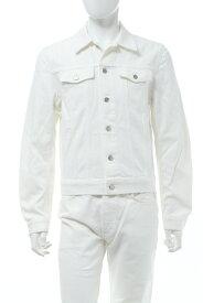 クリスチャンディオール Christian Dior ブルゾン Gジャン デニムジャケット セットアップ上下別売 メンズ 013D483AY979 ホワイト 送料無料 2020年春夏新作