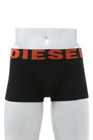 ディーゼル DIESEL パンツアンダーウェア ボクサーバンツ 下着 メンズ 00SAB2 0GAPG ブラックオレンジ 送料無料 楽ギフ_包装 2020年春夏新作