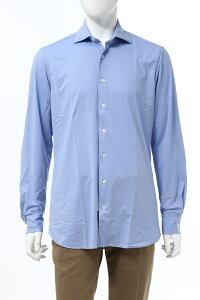 ラルディーニ LARDINI シャツ カッターシャツ ワイシャツ 長袖 IMMOTOKISXIMC1283801 メンズ MOTOKISXIMC1283 ブルー 送料無料 楽ギフ_包装 2020年秋冬新作