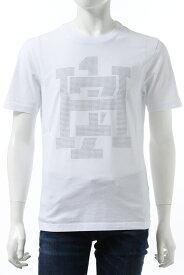 ハイドロゲン HYDROGEN Tシャツ 半袖 丸首 クルーネック メンズ 274106 ホワイト 送料無料 楽ギフ_包装 2020年秋冬新作 2020AW_SALE