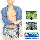 OUTDOORPRODUCTS(アウトドアプロダクツ)トリックアートシームレスボクサーパンツ/メンズ
