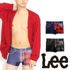Lee(リー)クレイジーパターンシームレスボクサーパンツ/メンズ