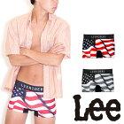 Lee(リー)USフラッグシームレスボクサーパンツ/メンズ