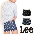 Lee(リー)ドットスマイリーデニムボクサーパンツ/メンズ