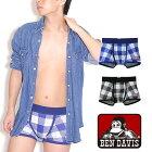 BENDAVIS(ベンデイビス)バッファローチェックボクサーパンツ/メンズ