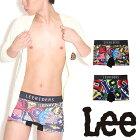Lee(リー)ワッペンシームレスボクサーパンツ/メンズ
