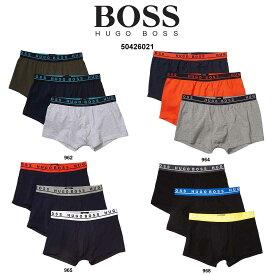 HUGO BOSS(ヒューゴボス)ローライズ ボクサーパンツ お買い得 3枚セット メンズ 下着 50426021
