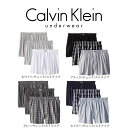 Calvin Klein(カルバンクライン)トランクス 3枚セット お買い得 パック メンズ 下着 U1732
