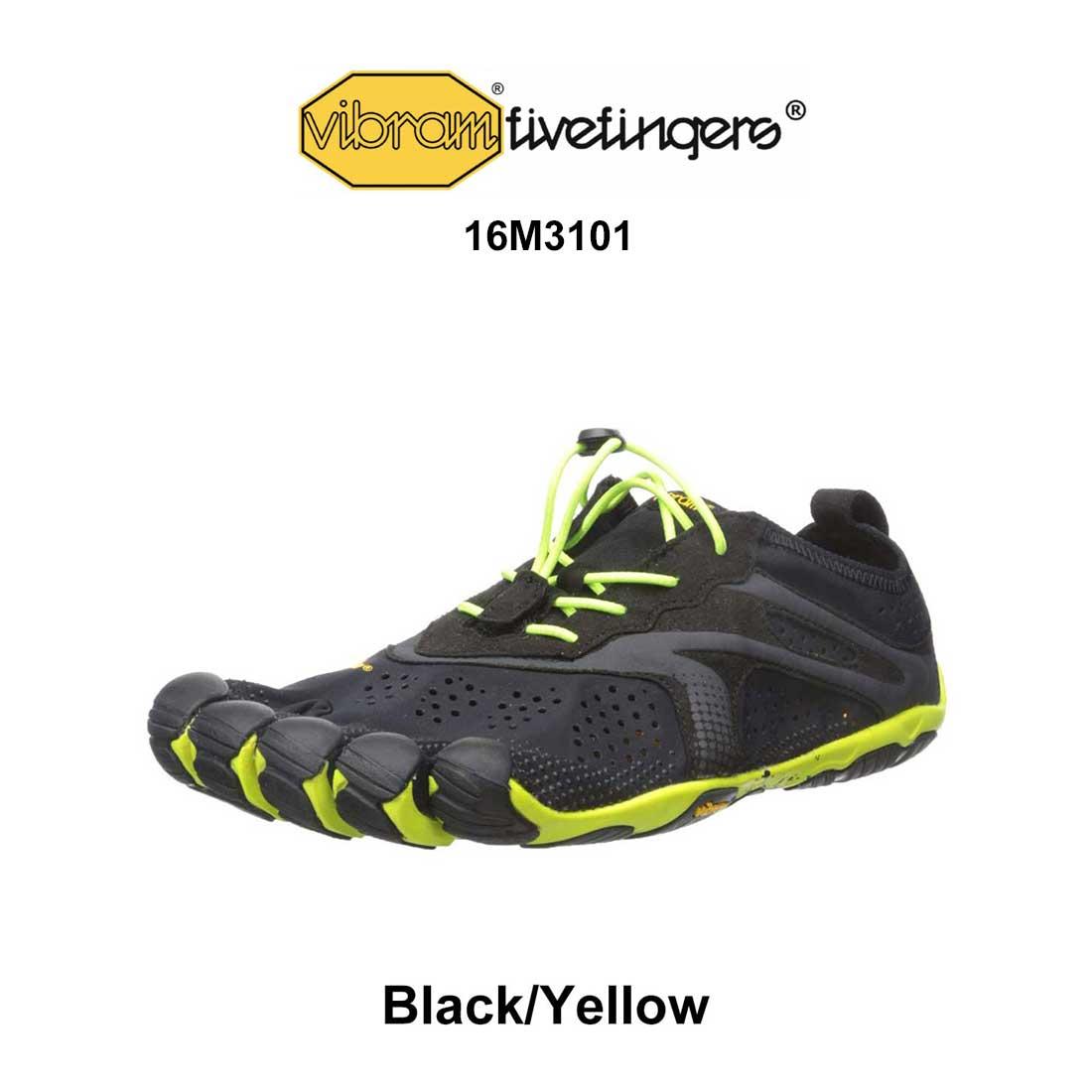 Vibram FiveFingers(ビブラムファイブフィンガーズ)V-RUN メンズ 五本指 シューズ 16M3101