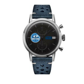 UNDONE スターウォーズ 腕時計R2-D2【 シルバーケース ラリー ブルー】