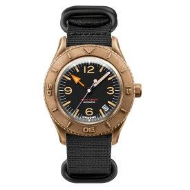 UNDONE 腕時計 Basecamp Blackout Bronze SEIKO セイコー ムーブメント搭載 【ベースキャンプ ブラックアウト ブロンズ】