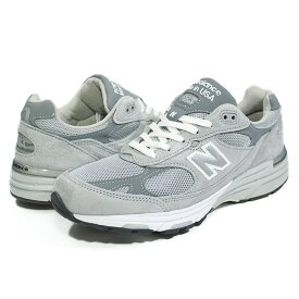 a6f1d330cf00a ニューバランス New Balance MR993GL width:D Made in USA スウェード・ナイロンメッシュ グレー メンズ