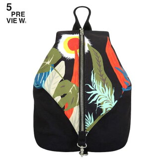 5PREVIEW HYDRA BACKPACK (BLACK/MULTI)