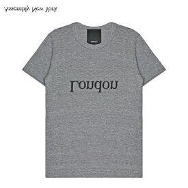 [期間限定 | 30%OFFセール] ASSEMBLY (アッセンブリー) LOGO CITY T-SHIRT - LONDON (HEATHER GREY) [Tシャツ カットソー トップス ブランド ロンドン ロゴ ストリート スポーツ スケート メンズ ユニセックス 半袖] [ヘザー グレー]
