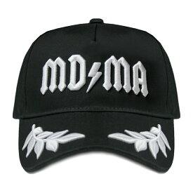 FASHION CRIMINAL LONDON (ファッション クリミナル ロンドン) BLACK & WHITE VICTORY CAP (BLACK/WHITE) [6パネルキャップ スナップバック メンズ ユニセックス] [ブラック/ホワイト]