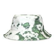 FASHIONCRIMINALLONDON(ファッションクリミナルロンドン)FORESTBEIGEBUCKETHAT(BEIGE/GREEN)[バケットハットメンズユニセックス][ベージュ/グリーン]