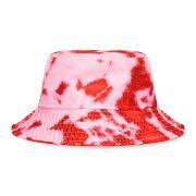 FASHIONCRIMINALLONDON(ファッションクリミナルロンドン)MASCOTTEPINKBUCKETHAT(PINK/RED)[バケットハットメンズユニセックス][ピンク/レッド]