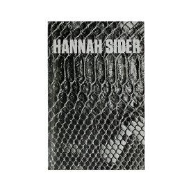 HANNAH SIDER (ハンナ サイダー) PORTRAIT BOOK [ポートレート アート エディトリアル フォトブック ルックブック フォトグラファー ブランド ファッション ランウェイ カルチャー ヒップホップ モデル ストリート モード 本]