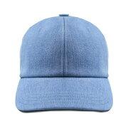 HARMONY(ハーモニー)ARNAUDCAP(BLEACHED)[6パネルキャップ/ベースボール/UNISEX][ライトブルー]