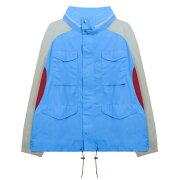 LANDLORDNEWYORK(ランドロード)GYMTEACHERM-65JACKET(BLUE)[ジャケットブルゾンアウターブランドフライトミリタリーストリートモードメンズレディースユニセックスUNISEX][ブルー]
