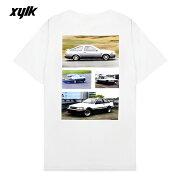 XYLK(シルク)AE86T-SHIRT(WHITE)[Tシャツ/カットソー/グラフィック/半袖/UNISEX][ホワイト]