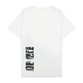 【楽天ポイント最大44倍】XYLK (シルク) FERRARI TESTAROSSA T-SHIRT (WHITE) [Tシャツ カットソー トップス ブランド フェラーリ テスタロッサ ロゴ グラフィック ストリート スポーツ スケート メンズ レディース ユニセックス 半袖 UNISEX] [ホワイト]