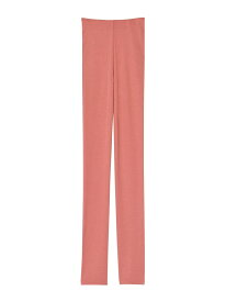 [Rakuten Fashion]【SALE/20%OFF】あったかシンプル レギンス une nana cool ウンナナクール ファッショングッズ タイツ/レギンス オレンジ ブラウン【RBA_E】
